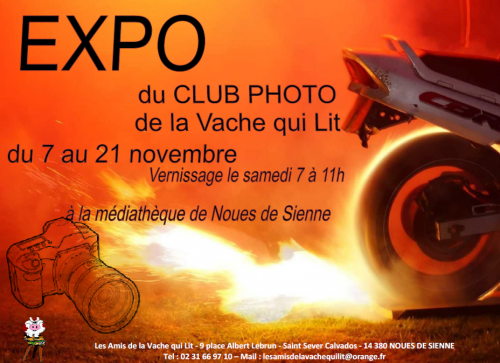 Expo du Club Photo de la Vache qui Lit
