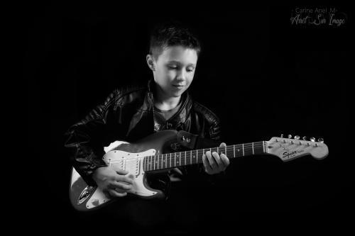 Natha le guitariste