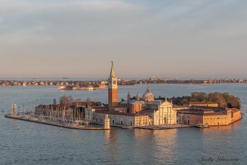 Ile San Giorgio Maggiore- Venise
