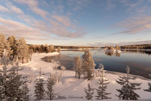 Région d'Ivalo - Laponie