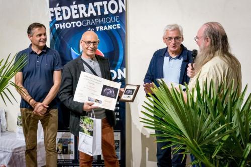 21 Didier Rose 2ème prix le Cheval